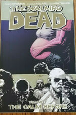 THE WALKING DEAD VOL 7 THE CALM BEFORE~ IMAGE TPB NEW TWD  ROBERT KIRKMAN