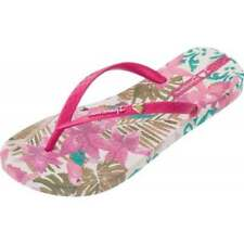 Flip Flops Rubber Floral Sandals for Women