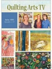 NEW! Quilting Arts TV Series 1000 by Pokey Bolton [DVD]