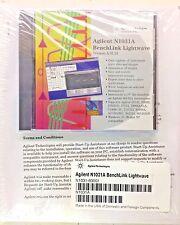 Agilent N1031A Benchlink Lightwave Version A.01.01 NEW CD PACK P/N N1031-60001