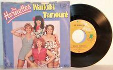 "7"" Vinyl - THE HORNETTES - Waikiki Tamouré"