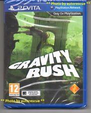 """Gravity Rush """"New & Sealed' * PS VITA *"""