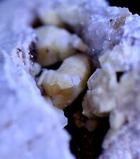 LARGE WELOGANITE Crystals Fine Mineral Specimen MONTREAL Francon Quarry