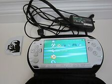 PSP Slim White w/case, battery, power cord Darth Vader limited edition
