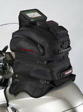 New Tourmaster Elite 3 in 1 Magnetic Mount Tank Bag - Back Pack Rain Cover GPS