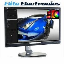 """PHILIPS 288P6LJEB 28"""" 4K MONITOR 16:9 LED 3840x2160 DP HDMI DVI VGA 1MS SPEAKER"""
