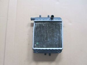 Audi A6 S6 RS6 A7 S7 RS7 A8 S8 C7 left aditional coolant radiator with defect