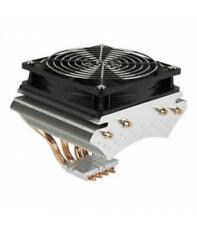 XigmaTek HDT-D1284 Intel and AMD CPU Cooler, 120mm PWM Fan, 56.3 CFM, 26.4 dBA