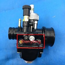 PHBG DS Black 21mm Racing Carburettor Carb Dellorto manual choke mopes scooter