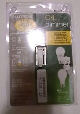 Lutron Dimmer Single Pole Single Pole Or 3 Way White Carded