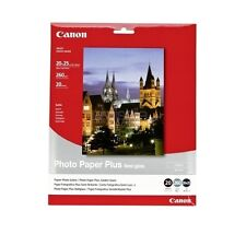 "CANON 8""x10"" 20cm x 25cm PHOTO PAPER PLUS SEMI GLOSSY 260GSM 20 SHEETS 1686B018"