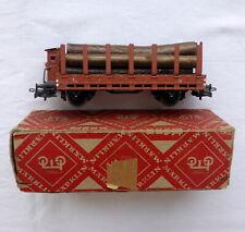 MARKLIN HO 323 wood freight