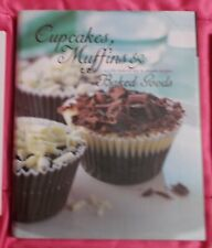 RECIPE BOOK Cupcakes, Muffins & Baked Goods Paragon Books/LOVE FOOD Baking