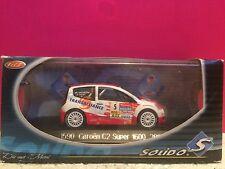 SOLIDO SUPERBE CITROEN C2 SUPER 1600 2004 NEUF EN BOITE 1/43 K4
