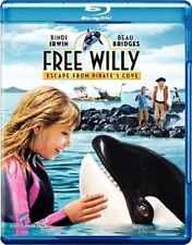 Free Willy: Escape from Pirate's Cove (Blu-ray/DVD, 2010, 2-Disc Set)