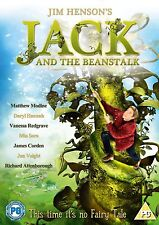 Jack And The Beanstalk 2012  Brand new and sealed