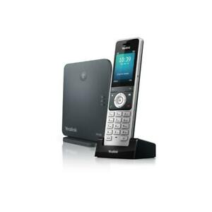 Yealink W60P DECT Base and W56H Handset.