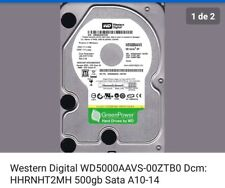Disco duro externo 500gb Western Digital