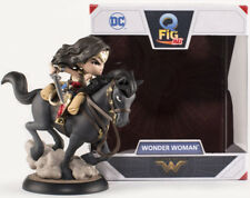 """Wonder Woman on Horse 6"""" Q-fig SDCC 2017 US Figure Quantum Mechanix"""