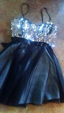 WOMENS DRESS BY STEPPIN OUT SIZE9/10