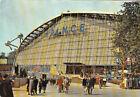 CPA BELGIQUE BELGIUM BRUXELLES expo. universelle le pavillon de la France écrite