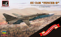 "Armory 14703 Sukhoj Su-24M ""Fencer"" in foreign service 1/144"