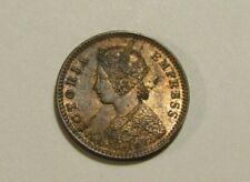 India-British 1901 1/12 Anna unc Coin