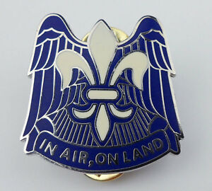 US ARMY 82ND AIRBORNE DIVISION BADGE PIN INSIGNIA BROOCH-0160