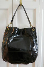 Sophisticated orYANY Black Croco Shoulder Bag/Hobo – NWT - $375