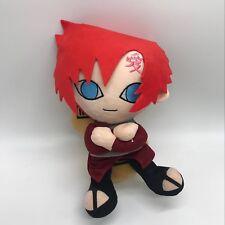 """NARUTO Gaara Plush Soft Toy Stuffed Animal Teddy Doll 11"""""""
