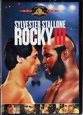 ROCKY 3 de Sylvester Stallone.