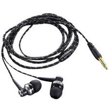 Auriculares Intrauditivos  Cable Hilo Trenzado para Móvil MP3/4