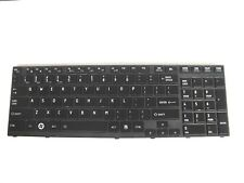New Keyboard Black US for TOSHIBA Satellite P750 P750D