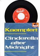 """7"""" - Bert Kaempfert - Cinderella After Midnight -------"""