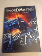 Sword Master - Hong Kong RARE Kung Fu Martial Arts Action movie DVD