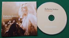 Katherine Jenkins Daydream inc Ave Maria (New Version) & Can't Slow Down + CD