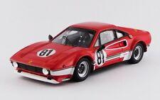 Best MODEL 9679 - Ferrari 308 GTB #81 Benelux Zolder - 1976    1/43