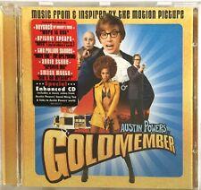 BO FILM GOLDMEMBER AUSTIN POWERS / BEYONCE / ROLLING STONES - [ CD ALBUM ]