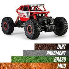 Rc Cars 4Wd Rock Crawler Truck 1:18 Off-Road Remote Control Crawler Buggy Rtr