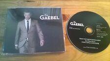 CD Pop Tom Gaebel Gäbel - So Easy (2 Song) Promo TELEMEDIA INDIGO sc