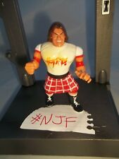 WWE WWF TNA WCW lucha libre action figure-Rowdy Roddy Piper - #NJF