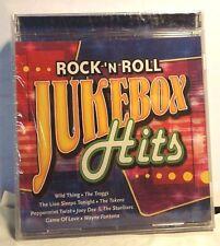 Rock'N Roll Jukebox Hits Cd 20 Classic Songs By Original Artist Sealed New