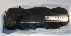 """83-86 Datsun 720 Truck Cylinder Head Valve  Rocker Cover """"NISSAN Z"""""""