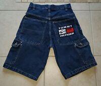 VTG Tommy Hilfiger Mens Jean Shorts Size 30