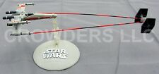 Rare Galoob Micro Machines Star Wars Balance of Power XWing Shooting TIE Fighter