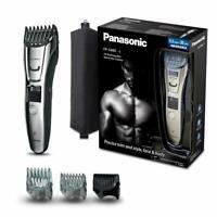 Panasonic ER-GB80-S503 Recortadora Pelo, Barba y Cuerpo de Precisión Para Hombre