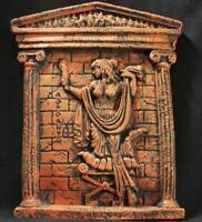 APHRODITE Greek Goddess of Love & Beauty stone relief panel