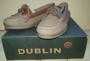 Dublin Millfield Arena Shoes. Size 7 (41). Chestnut Brown