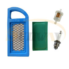 Air Filter Spark Plug Fit Briggs & Stratton 10 to 13.5HP OHV 797007 , 698413
