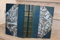A.Vendal - L'avènement de Bonaparte en 2 tomes reliés (1908)